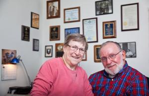 Grace: At 78, ex-Valley mayor still colorful, still enjoying daily happy hour with wife