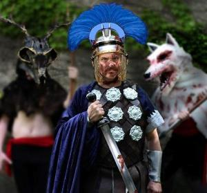 Actor has deep roots in Shakespeare festival