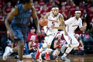Nebraska's Terran Petteway just keeps elevating his game
