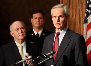 Mike Foley's gubernatorial bid would raise the stakes in a heated race