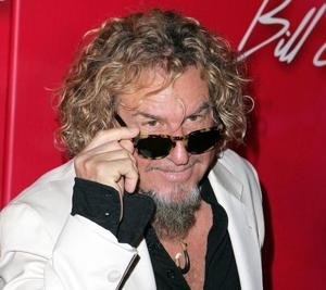 Ex-Playboy bunny's defamation lawsuit against Sammy Hagar dismissed
