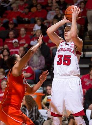 Huskers' Hooper, Theriot sweep Big Ten awards