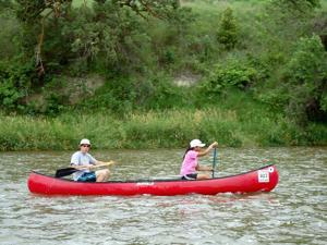 Officials: Now's a perfect time for a trip down the Niobrara River