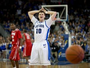 Jays finding hard road on way to Valley title