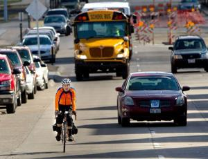 Bike lanes draw ire; sprawl also debated at Omaha mayoral forum