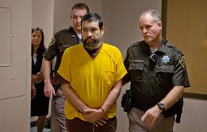 Dr. Anthony Garcia competent to stand trial in 4 slayings, state psychiatrist says