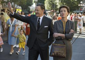 Movie trailer: See Tom Hanks as Walt Disney