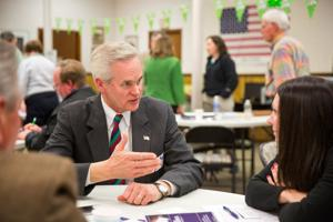 Governor's race: As state auditor, Mike Foley pulls no punches