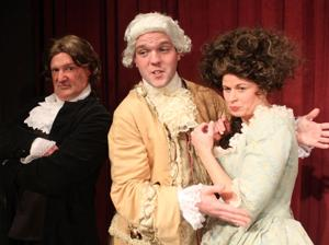 'Amadeus' review: Acting, costumes, script far better than pacing, sound