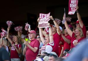 On trip to CWS, Hoosier fans find kindred spirits in Huskers