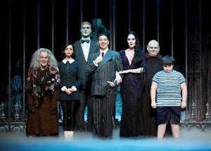 Off-beat 'Addams Family' hits Omaha stage