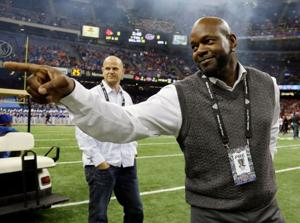 Q&A: Hall of Fame running back Emmitt Smith