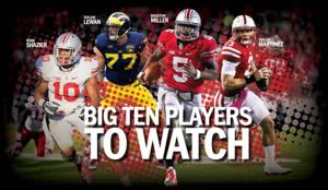 McKewon: Big Ten talent level down but on the rise