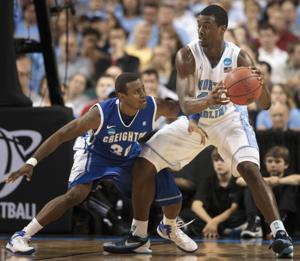After title, ex-Jay Antoine Young makes stop at home