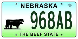 Nebraska Cattlemen make push for 'Beef State' specialty license plates