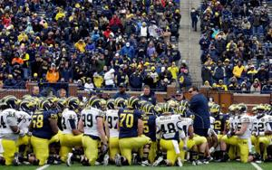 Shatel: NU-Michigan is a rivalry that never got started
