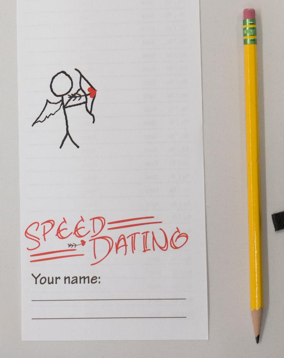 Speed dating vip