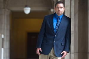 Norfolk man gets chance to be free of the label 'offender'