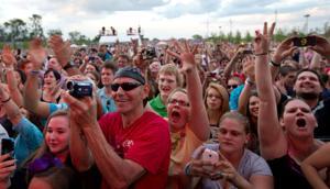 Bluffs summer fest announces rest of its lineup