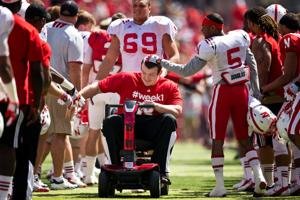 Reeves may have answers to Huskers' line questions