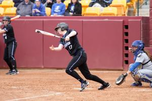 Softball notes: Coach sees a good sign: Jays being more selective at the plate