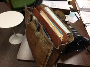 Grace: For 34 years, City Council aide's briefcase has helped keep Omaha on track