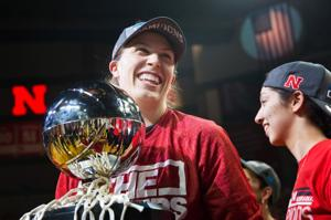 Inspired by Hooper, Huskers take first Big Ten tournament title