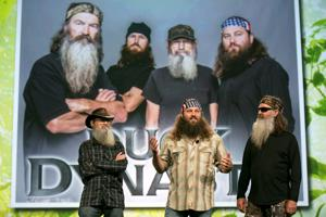 'Duck Dynasty' stars, sans Phil Robertson, to attend Iowa State Fair