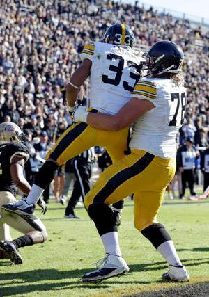 Notes: Canzeri's career day gives a huge boost to Hawkeyes