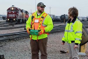 Many veterans find rail jobs a good fit