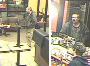 Police say same man robbed Dunkin Donuts, Subway