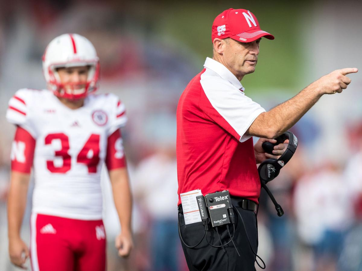 Shatel: Mike Riley held Huskers steady through 2015's Halloween horror, 2016's 6-0 start