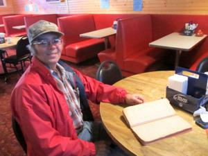 Son continues 80-year tradition of recording World Series box scores