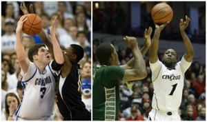 It'll be brother vs. brother when Creighton, Cincinnati face off Friday