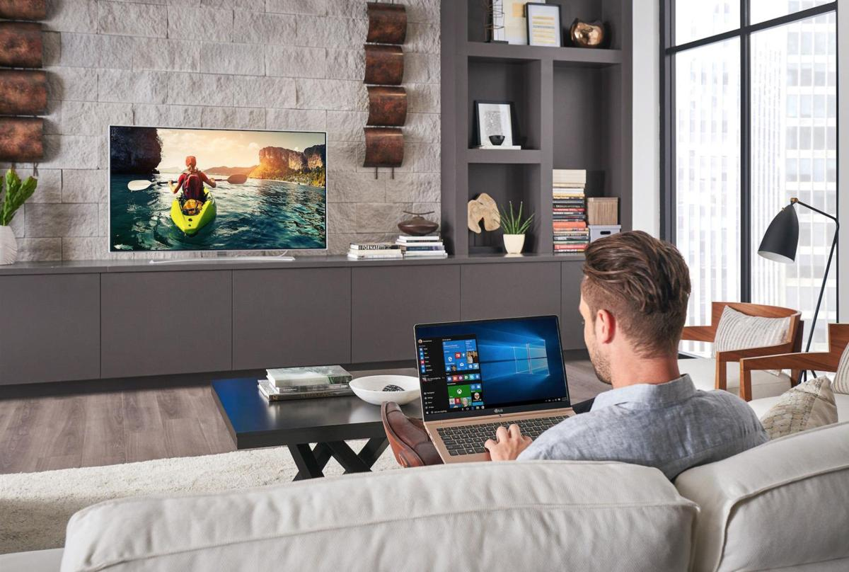 Tech driving design in today s living rooms commerce for Living room today
