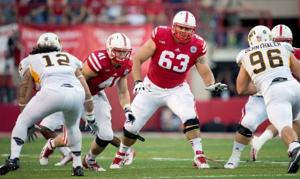 Night out helps bring Husker offensive line together