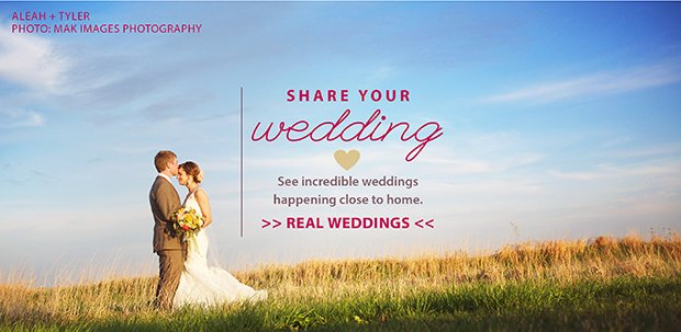Real Weddings Link