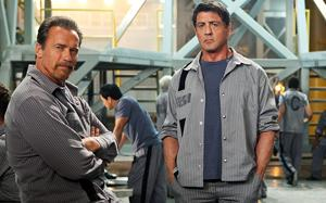 'Escape Plan' is a masterpiece, you guys. Seriously