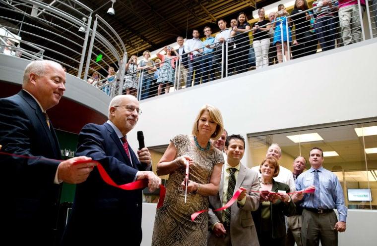Nebraska Furniture Mart 39 S New Omaha Headquarters Has
