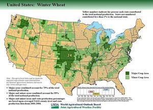 Nancy's Almanac, Feb. 28, 2013: Winter wheat improves