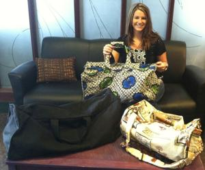 Tanzanian-made bags for Nebraska foster kids 'a win-win'
