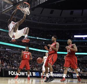 NU blown out by Buckeyes after fast start, but see better days ahead