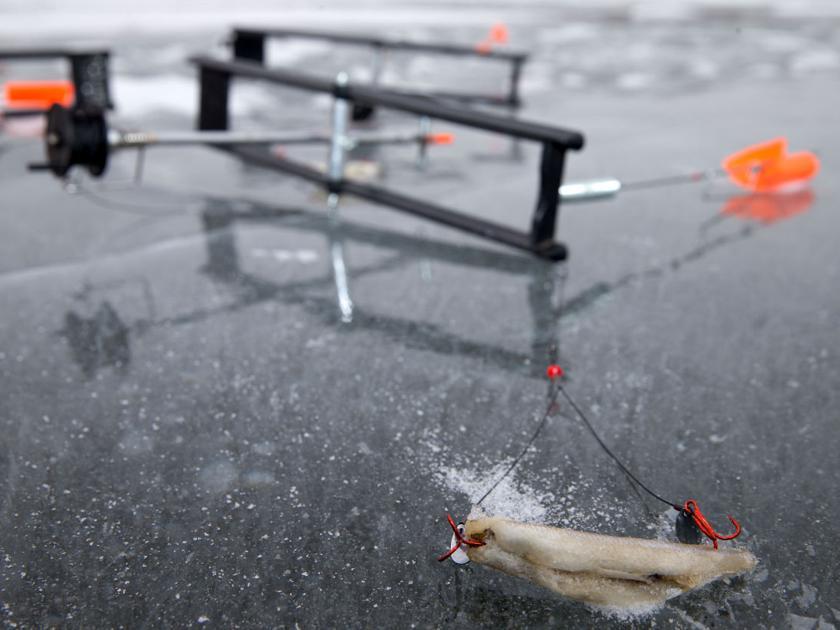 Nebraska ice fishing clinics scheduled for january for Ice fishing nebraska