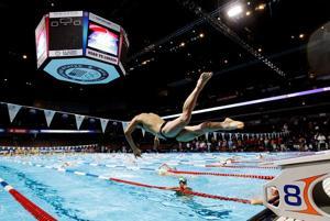 Cozy setup helped keep Swim Trials in Omaha