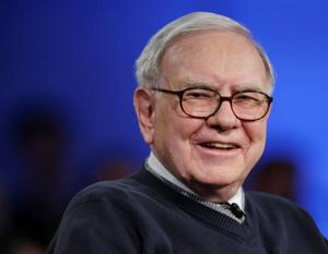 To please customers, Buffett says, businesses must adapt quickly