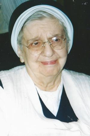 Oldest in order, Sister Laurentia dies in Omaha at 105