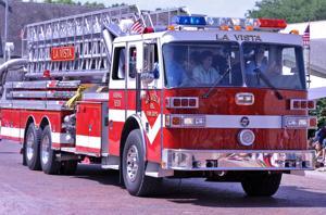 La Vista Daze Festival to honor volunteer fire fighters' past service