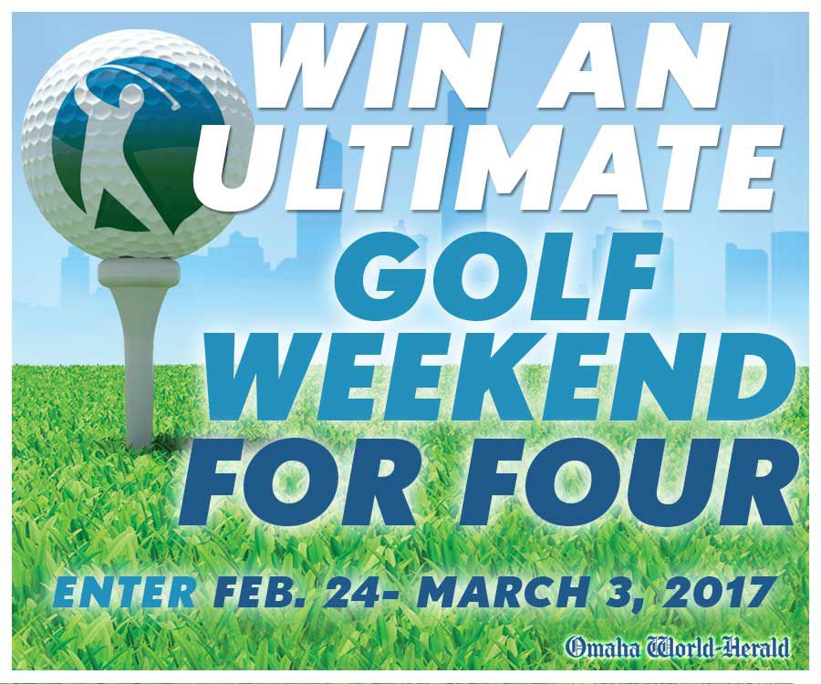 2017 Ultimate Golf Giveaway