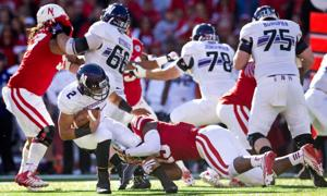Defense hopes surge against Northwestern is a turning point