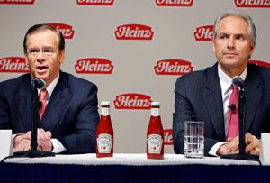 CEO Bill Johnson turned Heinz around, but will he stay?